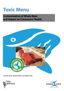 Toxic Menu - Contamination of Whale Meat and Impact on Consumer's Health