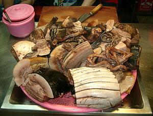 toxic meat in South Korea © Pro Wildlife
